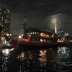 演劇付き・個人利用可能・東京ゲートブリッジをくぐる珍しい屋形船「御座船安宅丸」乗船記