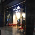 梅田・大阪駅周辺でコンセント・WiFi・混んでないカフェ CAFE Lab.(カフェラボ)