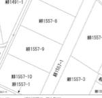 ブルーマップがない地域で土地の特定を行う方法