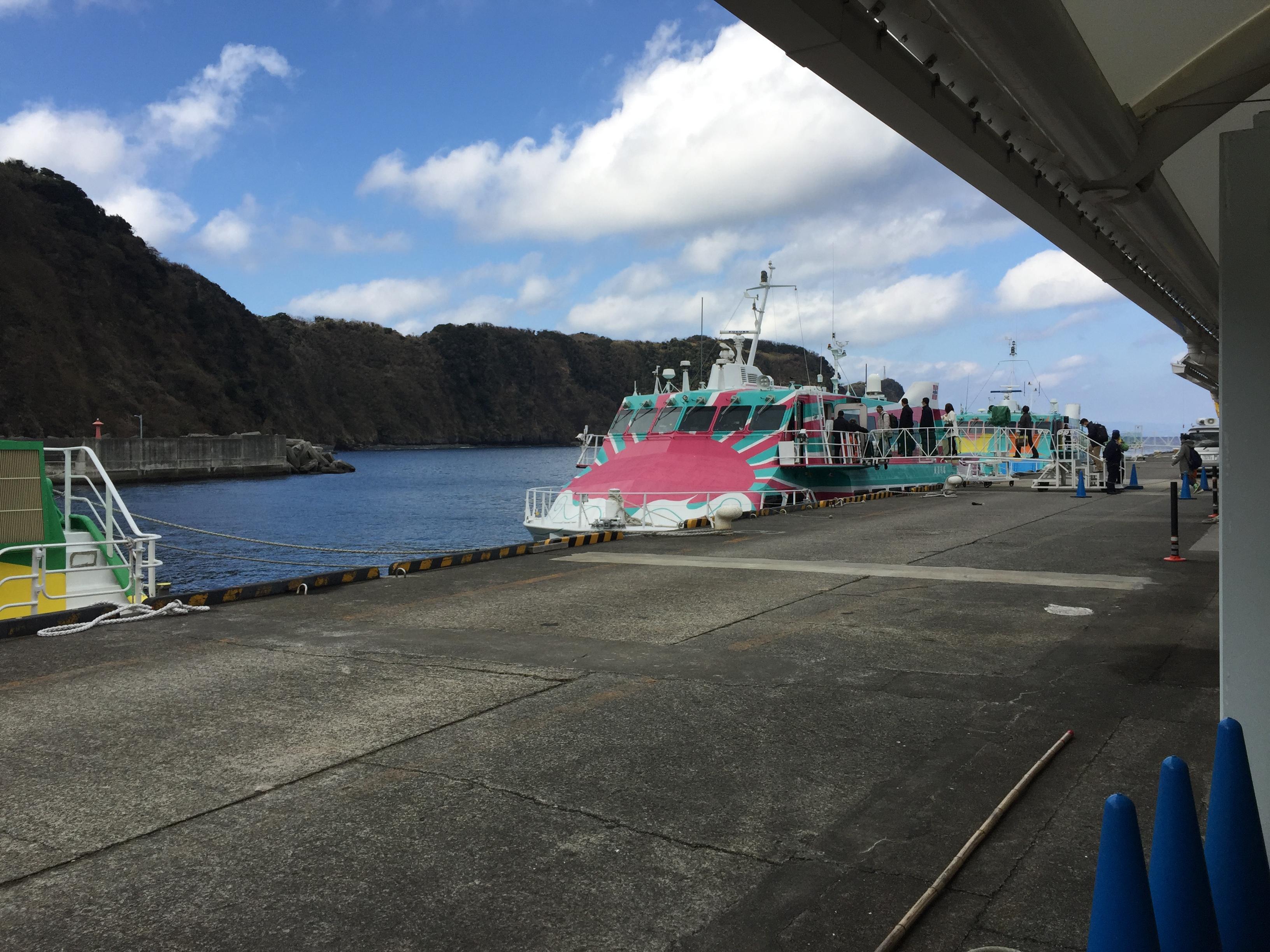 伊豆大島で見聞したこと