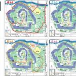 【写真付きコースガイド】大阪城公園のジョギングコース 気分にあわせて色々選べるコースが楽しい!